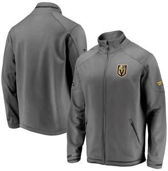 Majestic Men Vegas Golden Knights Rinkside Authentic Pro Jacket
