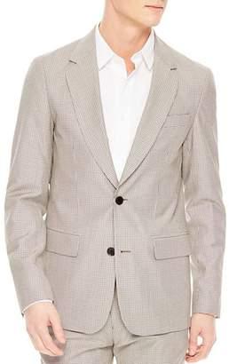 Sandro Notch Havana Slim Fit Sport Coat