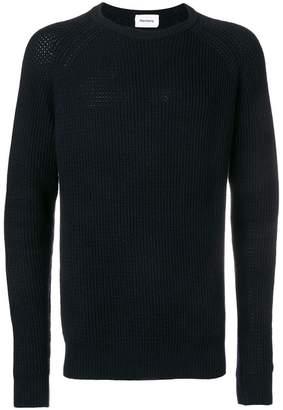 Harmony Paris ribbed knit jumper