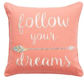 Levtex Jana Follow Your Dreams Accent Pillow
