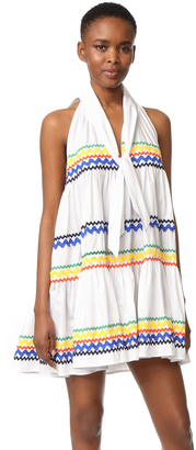 Lisa Marie Fernandez Mini Dress $895 thestylecure.com