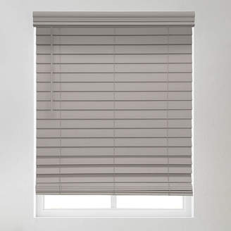JCPenney JCP HOME Home Premium 2 1/2 Cordless Faux Wood Blinds