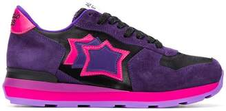 Atlantic Stars low top trainers