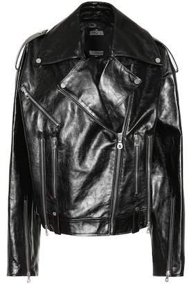 Rokh Leather biker jacket