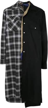 Puma Maison Yasuhiro long mesh shirt