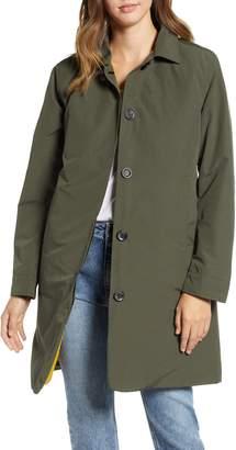 Herschel Insulated Mac Coat