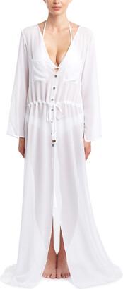 Saha Cover-Up Maxi Dress