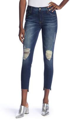 STS Blue Emma Ankle Step Skinny Jeans