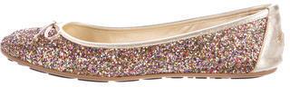 Jimmy ChooJimmy Choo Walsh Glitter Flats