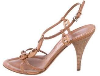 Prada High-Heel Sandals