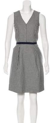 Draper James Houndstooth Knee-Length Dress w/ Tags
