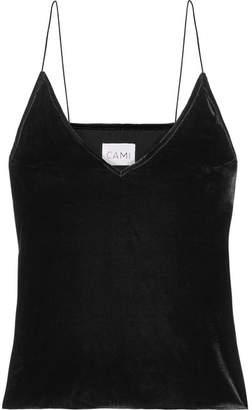 Cami NYC - Olivia Velvet Camisole - Black
