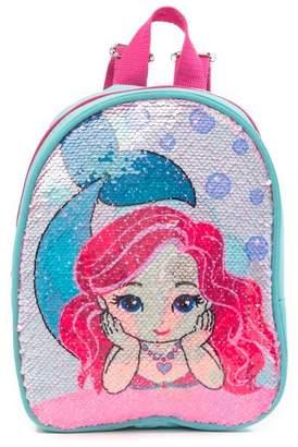 Confetti Mermaid/Seashell Flip Sequin Backpack