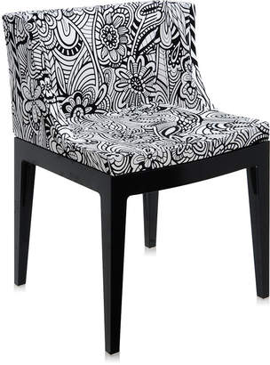 Kartell Mademoiselle 'a la mode' Black Chair - Cartagena