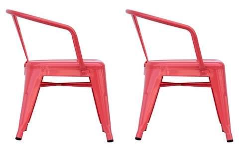 Pillowfort Industrial Kids Activity Chair (Set of 2) 33