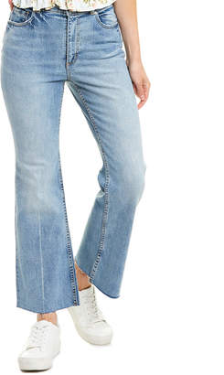 La Vie Rebecca Taylor Ines Left Bank High-Rise Kick Bootcut