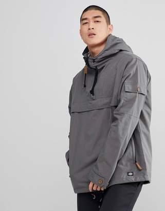 Dickies Pollard Overhead Jacket In Grey