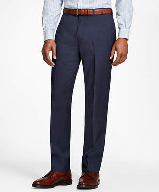Brooks Brothers Pin-Dot Wool Suit Trousers