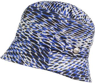 Totes Printed Bucket Rain Hat $22 thestylecure.com