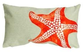 Liora Manné Visions II Starfish Indoor and Outdoor Pillow