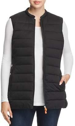 Save The Duck Faux-Fur Lined Packable Vest