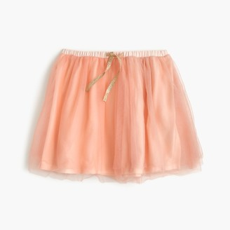 Girls' two-tone tulle skirt $45 thestylecure.com