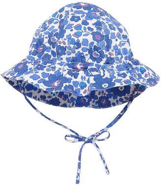 Jacadi Linotte Floral Sun Hat