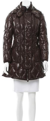 MonclerMoncler Lontre Puffer Coat