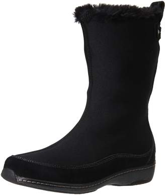 Aetrex Furry Mid-Calf Boot Womens