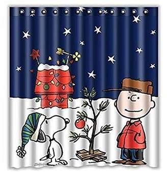 Pxh Christmas Shower Curtain
