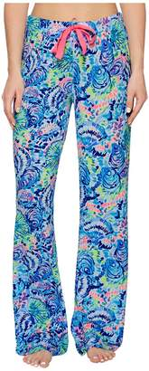 Lilly Pulitzer Knit Pajama Pants Women's Pajama