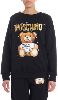 Moschino Teddy Holiday Sweatshirt