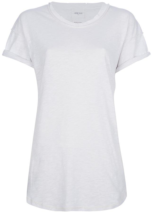 Laurence Dolige vintage look t-shirt