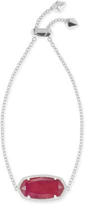 Kendra Scott Daisy Adjustable Chain Bracelet in Silver