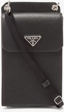 8563c9621fc7 Prada Black Tech Accessories For Men - ShopStyle UK