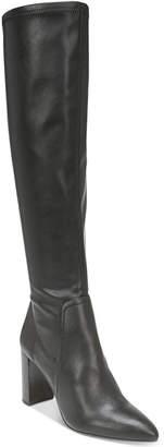 Franco Sarto Kolette Block-Heel Tall Boots Women's Shoes