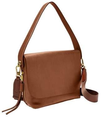 Fossil Maya Large Crossbody Handbags Brown