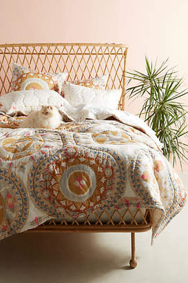 Anthropologie Artisan Quilts by Cornelia Quilt