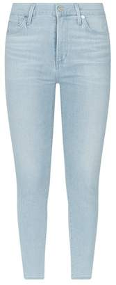 Citizens of Humanity Rocket High-Rise Skinny Crop Jeans