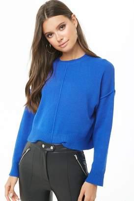 Forever 21 Reverse Seam Sweater