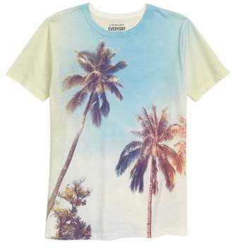 J.Crew crewcuts by Sunset Boulevard Tee