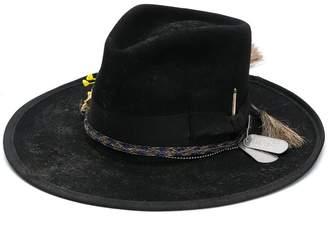 Nick Fouquet braided trim hat