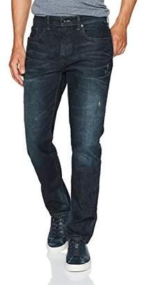 Nautica Men's Standard 5 Pocket Athletic Fit Straight Leg Stretch Jean Pant