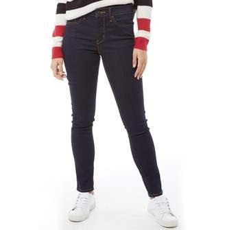 Levi's Womens 311 Shaping Skinny Jeans Splash Blue