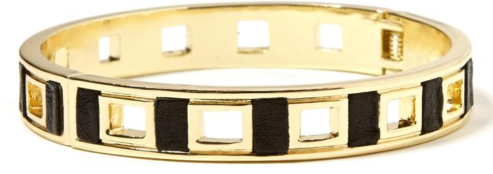 Banana Republic Leather Skinny Bangle