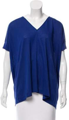 Dagmar Oversize V-neck Top w/ Tags