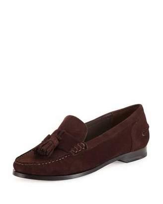 Cole Haan Pinch Grand Tassel Loafer, Chestnut $170 thestylecure.com