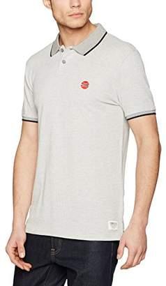 Tom Tailor Men's 2Tone Polo Shirt,L