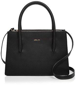 Angela Roi Eleanor Satchel $220 thestylecure.com