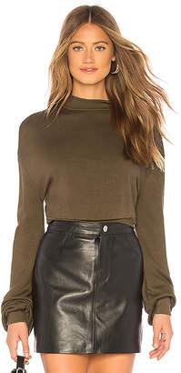 Indah Miller Mock Neck Sweatshirt